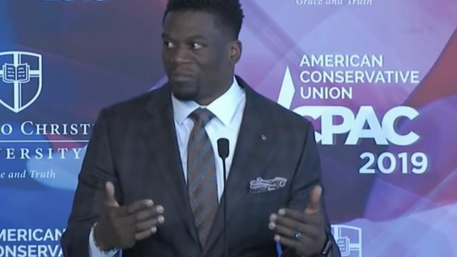 CPAC 2019 - Live from CPAC Stage at Colorado Christian University_ Benjamin Watson