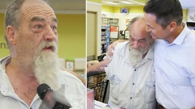 Vietnam vet reduced to tears when FOX5 Surprise Squad gifts him a shopping spree