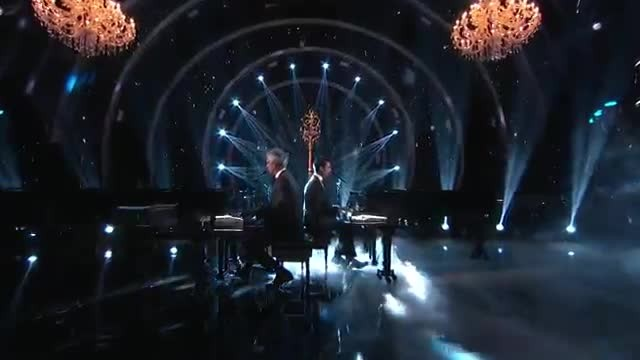 Andrea Bocelli and handsome son sing duet, only for the chosen song to leave fans in ecstasy