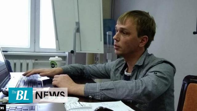 Prominent investigative journalist detained in Russia