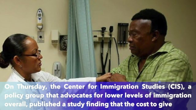 Providing health insurance to illegal immigrants could cost up to $23 billion a year