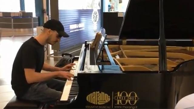 A rock and roll song being played on a classical piano? Listen to how cool they actually sound!