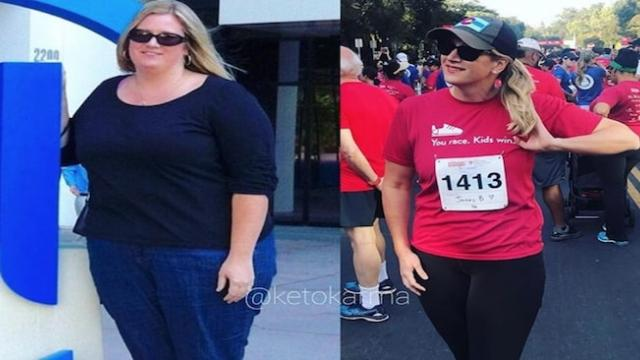 Woman who lost more than 100 pounds on keto diet shares her favorite recipes