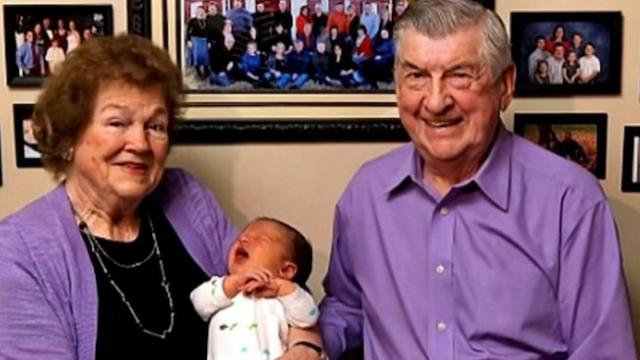They've been married for 61 years, and the family secret they've been keeping is making headlines