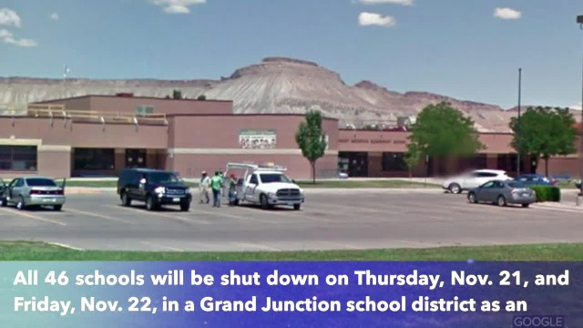 Every school in western Colorado district now closing as virus spreads