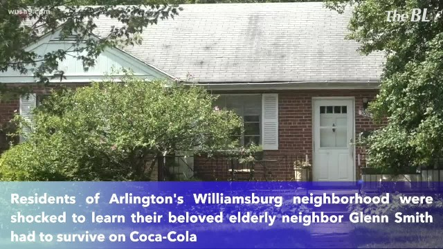 Elderly man survives on Coca-Cola for 5 days after falling at home in Virginia