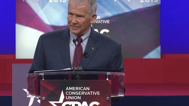 CPAC 2019 - LtCol Ollie North