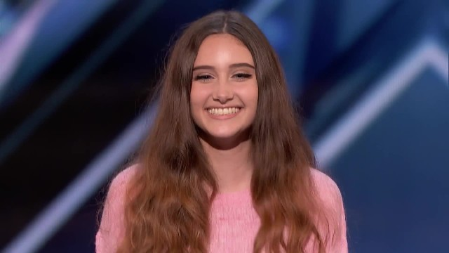 Teenager nervously looks at parents then floors judges with unexpected voice earning golden buzzer