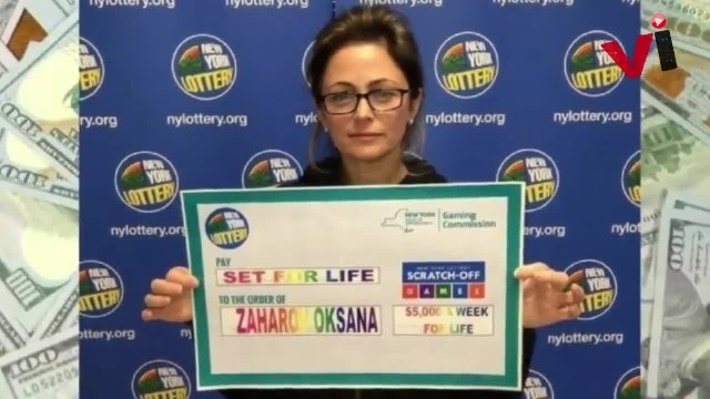 Store clerk accidentally gives mom the wrong lottery ticket, and she ends up winning $5,000,000