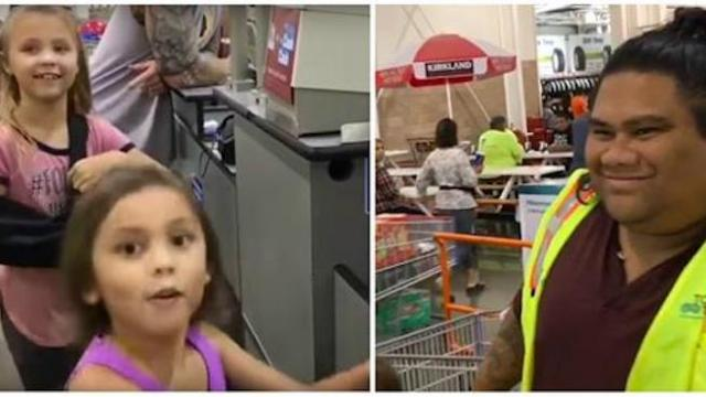 Sisters mistake grocery store cashier for maui from 'Moana' so he plays along
