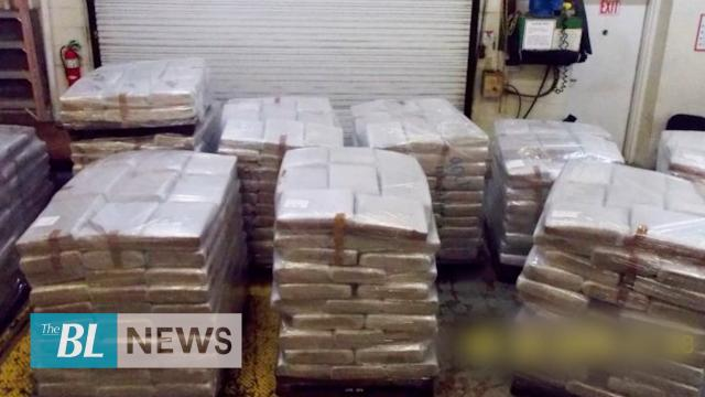 Over 3 tons of marijuana seized at US-Mexico border