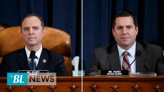 Dems set a 'dangerous precedent' says House GOP report, there is no evidence for impeachment