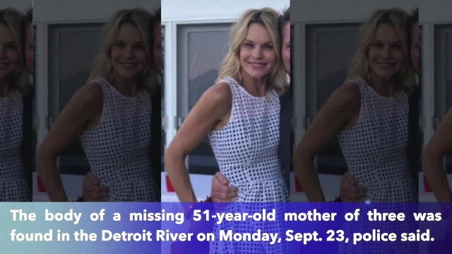Body of missing 51-year-old mother found in Detroit River near Grosse Ile home