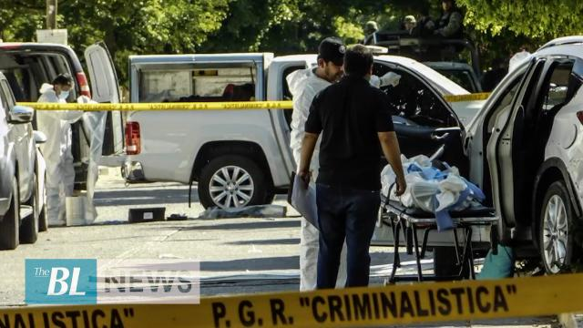 Homicides on the rise in Mexico