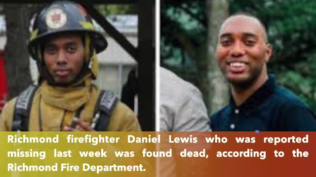 Missing Virginia firefighter found dead in Charlotte area