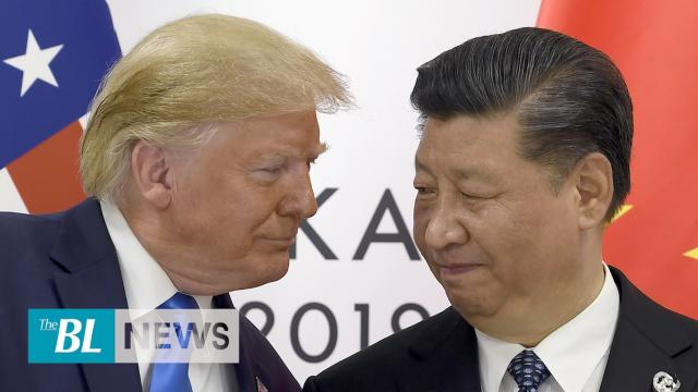 Could impeachment inquiry and unrest in Hong Kong lead to US China Trade deal