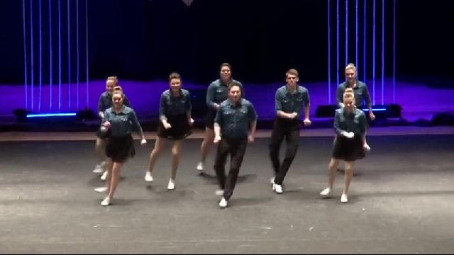 8 Clogging Dancers Win Championship - Their Stellar Moves Have Taken The Internet By Storm