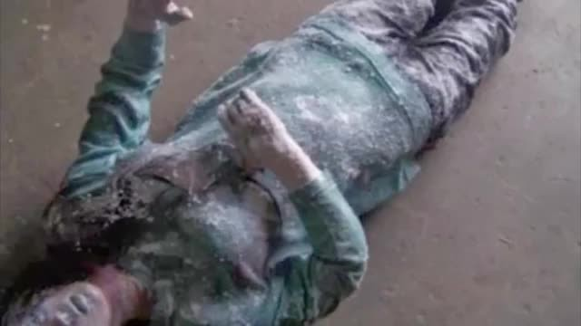 Woman found frozen solid makes incredible full recovery