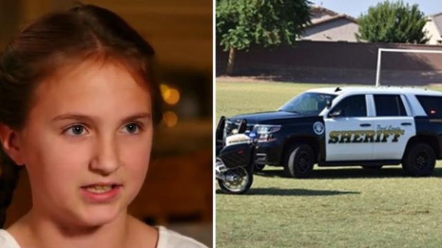 10-year-old girl's 'Code Word' stopped a potential kidnapping, and cops want families to take note