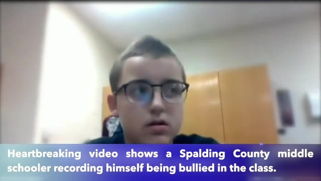 Georgia 7th-grader being bullied video goes viral after mother posts on social media