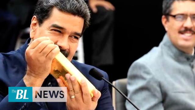 Maduro sells one ton of gold from Venezuelan reserves
