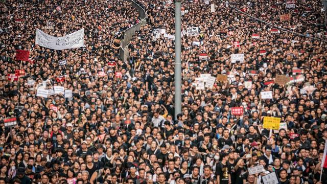Hong Kong and mainland China - Why  The Massive Protests?