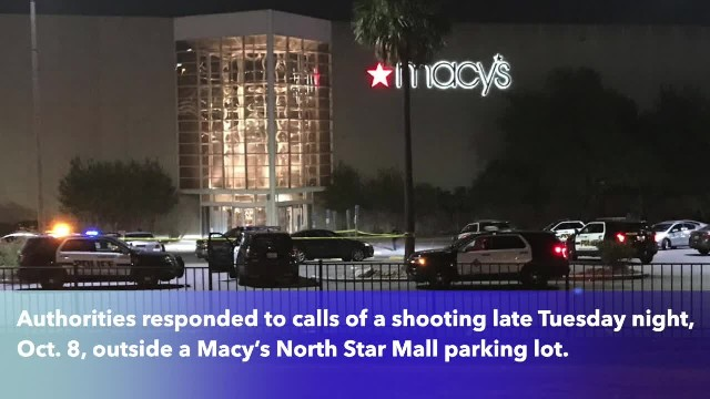 One person shot at Texas mall, police searching for suspect
