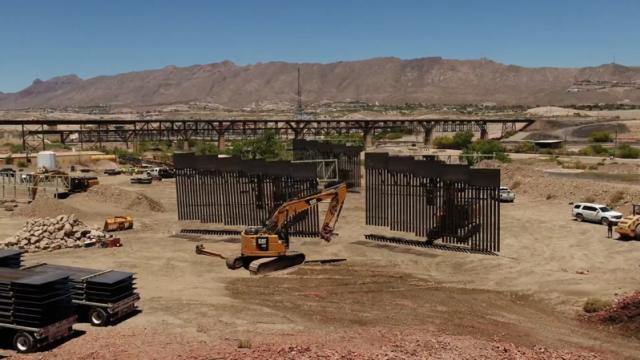 Border Wall: Jilted by Local Officials