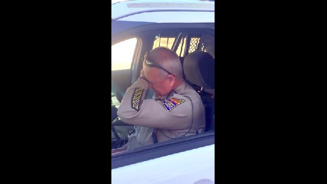 Trooper Calls Same Number Every Day. 37 Years Later He Hears Someone Over Radio And Loses It