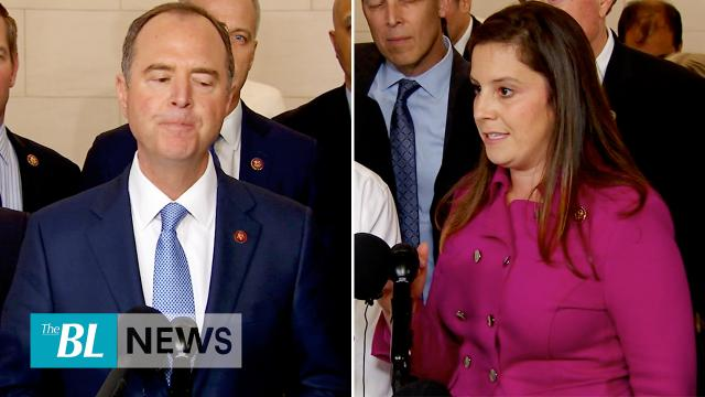 Republican Elise Stafanik calls out Schiff's 'ridiculous abuse of power' in Impeachment hearing