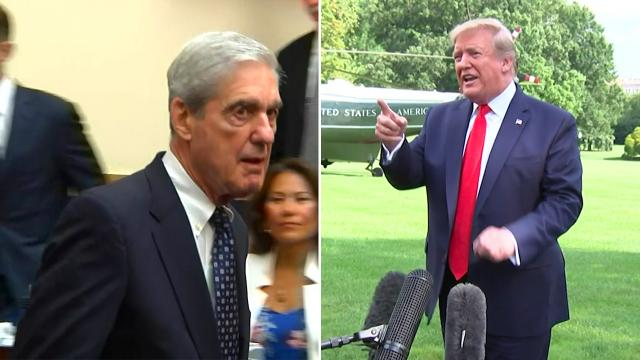 Mueller conflicted-Trump wins-The Big Re-Think with Rich Crankshaw