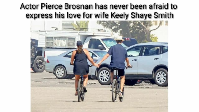 Pierce Brosnan Shares Heartwarming Tribute To Celebrate 25 Years With His Wife Keely Shaye Smith