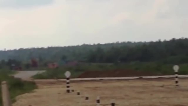 TANK CREW SHOWS OFF BY DRIFTING, BUT THINGS DON'T GO TOO WELL