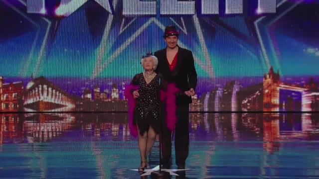 Spectacular Salsa - Paddy & Nico - Electric Ballroom - Britain's Got Talent 2014