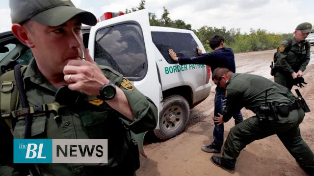 Sex offender arrested on U.S.-Mexico border
