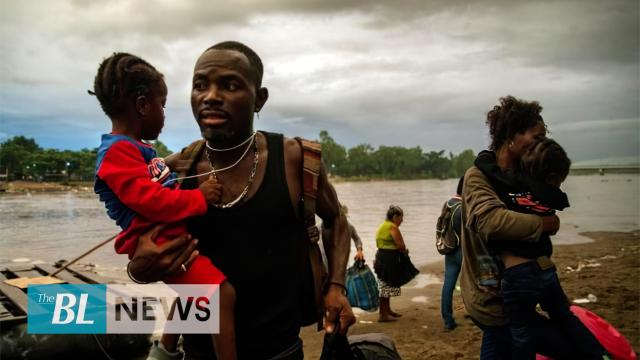 Over 500 Illegal African migrants detained for trying to enter the US