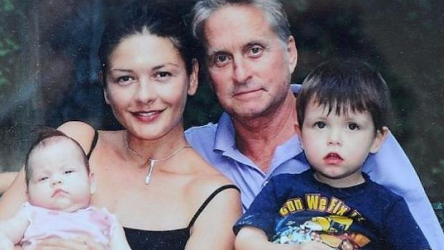 Catherine Zeta-Jones's daughter is growing up to look just like her famous mom
