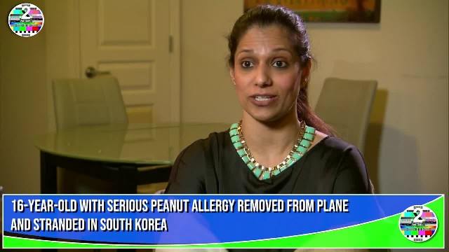 Teens Kicked Off Flight After Airline Won't Accommodate Peanut Allergy