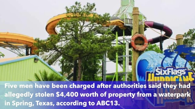 $4,000 worth of property stolen from Splashtown visitors in Spring, Texas