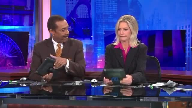 These Two News Anchors Have a Unique Way To Spend Commercial Breaks And It's So Hilarious!