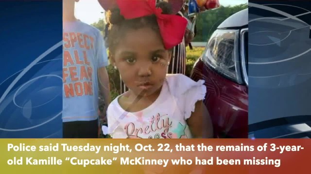 Police find body in Alabama dumpster believed to be missing 3-year-old Kamille McKinney