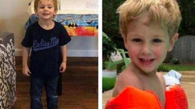 North Carolina boy, 3, who went missing, says he 'hung out with a bear for 2 days'
