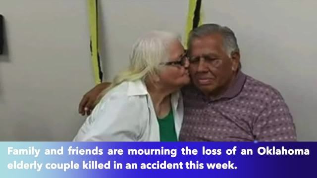 Married over 50 years, husband and wife die in Oklahoma tragic accident