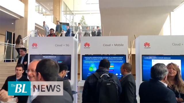 Chile: Huawei pushes to expand its influence