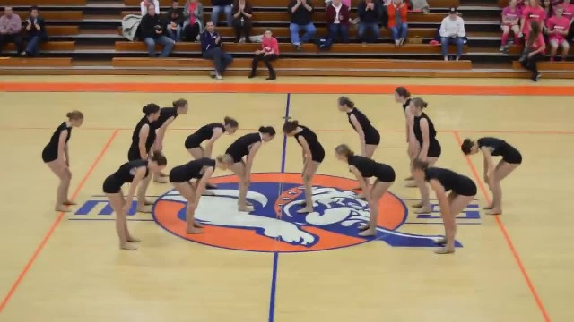 High School Dance Team Is Taking The Internet By Storm With Their Powerful Dance Routine