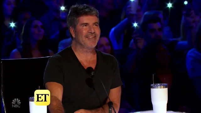Simon tells audience he hated singer's performance only to fake her out with golden buzzer slam