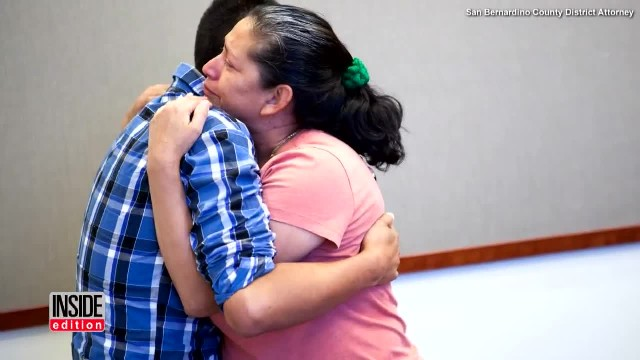 Mom Has Emotional Reunion With Her Son 21 Years After Dad Kidnapped Him