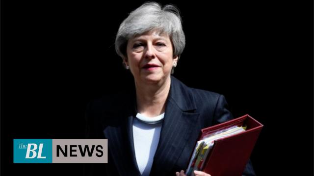 Britons react as PM May faces pressure to quit