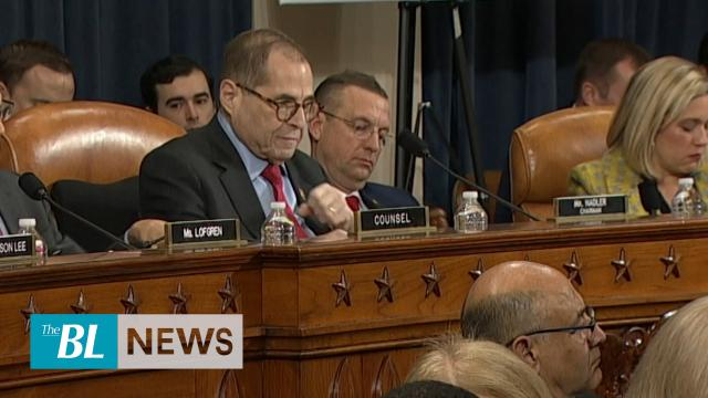 House Judiciary Committee passes vote to impeach along partisan lines