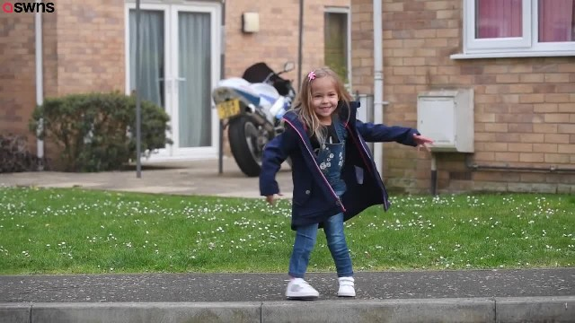 Girl Born With Backwards Legs Walks for the First Time Thanks to Strangers Funding 'Miracle' Surgery